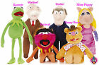 "NEW IN THE MUPPETS SHOW MOST WANTED DISNEY MOVIE 12"" PLUSH SOFT TOY CHARACTERS"
