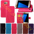 Shockproof With Wrist Strap Synthetic Leather Stand Card Case Cover Fr Cellphone