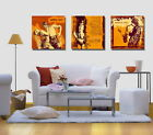 Modern HD prints abstract oil painting on canvas Home Decor Celebrity Pictures