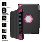 Shockproof Heavy Duty Hard Stand Case Smart Cover For Apple iPad Air 4 3 2/mini