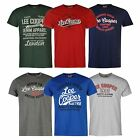 Lee Cooper Mens Vintage T Shirt Casual Short Sleeve Crew Neck Tee Top