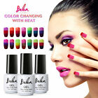 BELEN NAIL GEL POLISH 3-IN-1 TEMPERATURE COLOR-CHANGING MANICURE BASE TOP COAT