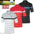 Island Green Mens IGTS1463 Premium Performance Golf Polo Shirt 3 Great Colours