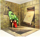 3D 4D Hulk Wall Woman5 Hand Painted Wall Paper Wall Murals Print Floor Wallpaper