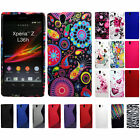 Silicone TPU Gel Bumper Case Cover Sleeve Skin For The Sony Xperia Z L36H
