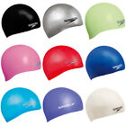 Speedo Cap Moulded Silicone Swim Cap Adults Swimming Pool Caps rrp£10