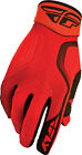Fly Racing 2015 Pro Lite MX ATV BMX Gloves Red YM-XXXL