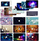Wood/Galaxy/Marble Hard Laptop Case Cover For Macbook Air Pro 11 13 15 Retina 12