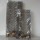 10 Black Dots Patterned Cellophane Gift Bags *Choose Size* Spotty Cello Bags