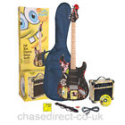 Spongebob Musical Instruments Ukulele Shaker Percussion Guitar - Perfect Gift for sale