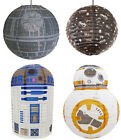 Star Wars: Lampshade / Light Shade Death Star / X-Wing - New Official In Pack