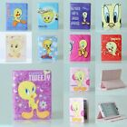 For iPad 2 3 4 CartoonTweety Bird Leather Magnectic Smart Cover Stand Folio Case