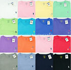 NWT Polo Ralph Lauren Men's Short Sleeve Pony STANDARD FIT V-Neck T-Shirt Tee