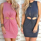 Women's Sexy Summer Bandage Slim Bodycon Evening Party Cocktail Short Mini Dress