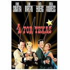 4 For Texas DVD Region 1, NTSC