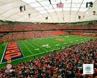 Carrier Dome Syracuse Orange NCAA Football Action Photo JL136 (Select Size)