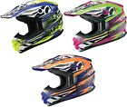 Gmax GM76X Xenotron Offroad Helmet Adult All Sizes All Colors