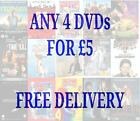 Cheap DVDs The Collection Of Films Season Box Set Movie DVD Title Fast Free Post