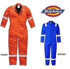 CLEARANCE DICKIES FIRECHIEF PYROVATEX HI VIZ FLAME RETARDANT PADDED OVERALL