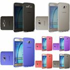 For Samsung Galaxy On5 Ultra Slim Rubber Soft TPU Gel Back Case Cover Skin