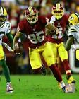 Jordan Reed Washington Redskins NFL Action Photo TD198 (Select Size)