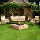 Natural Concrete Products Co Fossil Stone Concrete Wood B...