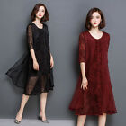 New women's fashion Slim dress long section of the new summer dress