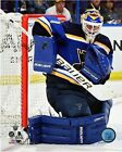 Brian Elliott St Louis Blues 2016 Stanley Cup Playoffs Photo TA055 (Select Size)