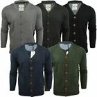 Mens Cardigan Button Through  by Brave Soul