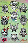 Poster SUICIDE SQUAD - Tattoo Parlor