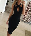 Summer Womens Work Dresses Sleeveless Casual Dress Cocktail Party Club Dresses