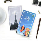 Achievement TRAVEL Planner Diary Scheduler Journal Schedule Book Handy Notebook