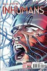 All New Inhumans #9 Comic Book 2016 - Marvel