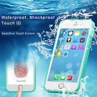 Shockproof Waterproof Hybrid Rubber TPU Phone Case Cover For iPhone 6 6S 7/7Plus