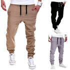 Fashion Casual Mens Trousers Sweatpant Harem Pants Slacks Jogger Sportwear Baggy
