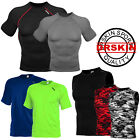 [DRSKIN] Compression Tight Short Sleeve or Sleeveless Shirt Base layer