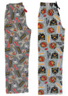 Boys Star Wars Angry Birds Lounge Pants TWO PAIRS Sizes 7-8 9-10 11-12 and 13y