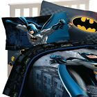 BATMAN BED SHEET SET - DC Comics Superhero Guardian Speed Bedding Accessories