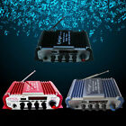 HY600 12V MIC Mega Bass Stereo HIFI Car Power Amplifier with Remote Controll