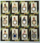 2008 Allen & Ginter Framed Mini Relics JERSEY & BAT You Pick LOW SHIP