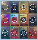 2008-09 O-Pee-Chee OPC Team Checklists You Pick Finish Your Set LOW SHIPPING