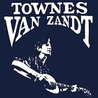 Townes Van Zandt T Shirt Country music Pancho and Lefty Our Mother the Mountain