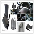 New Good PU Leather DIY Car Auto Steering Wheel Cover With Needle and Thread DH