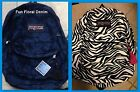 Jansport High Stakes & FX Student Backpacks - Many Patterns MSRP $48-50 NEW