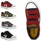 Kids Boys Girls Children Converse All Star Player Chuck Taylors Trainers Shoes