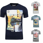 JACK & JONES HERREN T-SHIRT DENIM TEE Gr.S,M,L,XL,XXL