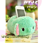 Cute Lovely Plush Mobile Cell Phone iPhone iPod touch Desktop Office Holder Toy