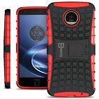 CoverON for Motorola Moto Z Force Droid Case - Hybrid Kickstand Phone Cover