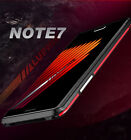 Luphie Shockproof Aluminum Frame Bumper Cover Case For Samsung Galaxy Note 7