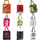 Character Tote Bag / Shopping Bag - New & Official With Tag - Sleepy/Spongebob